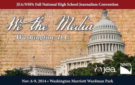 Get ready for Washington, DC 2014