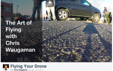 Flying Your Drone