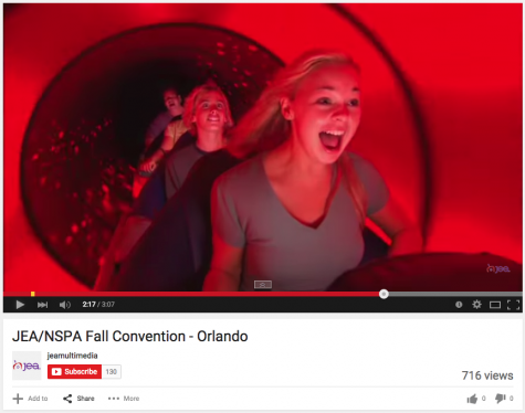 JEA/NSPA Orlando 2015: Media Magic