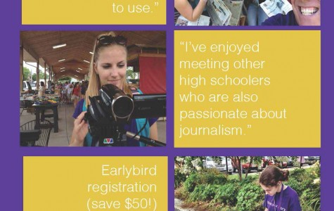 Register for JCamp! June 26-30, 2016 at JMU