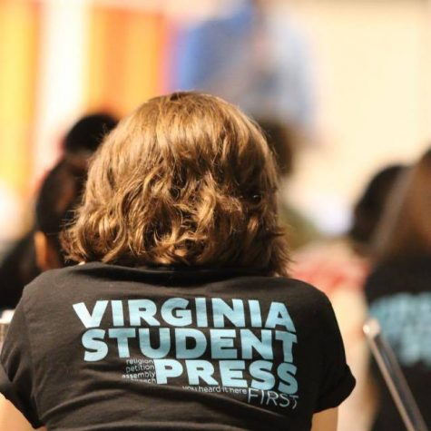 McLean High School's Melanie Pincus named Virginia Journalist of the Year