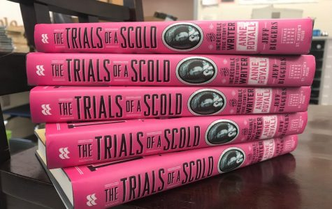 """The Trials of a Scold"" Giveaway"