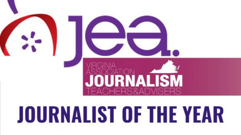 Advisers and Virginia Journalist of the Year Honored at jDay Luncheon