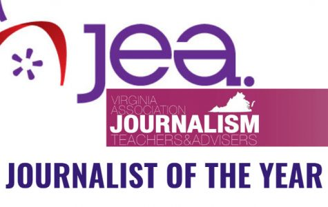 JEA Journalist of the Year Contest