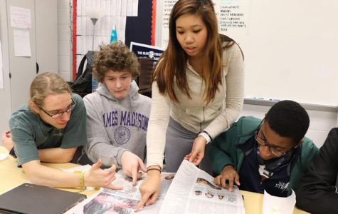 Harrisonburg High School's Nyah Phengsitthy Named Virginia Journalist of the Year