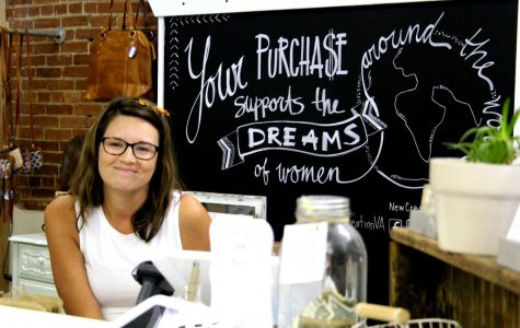 Local business New Creation supports survivors of human trafficking