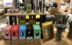 Products from Bring Your Own, LLC are fairly sourced and promote sustainable living. Products include chocolate, metal straws, candles, books, and insulated cups.
