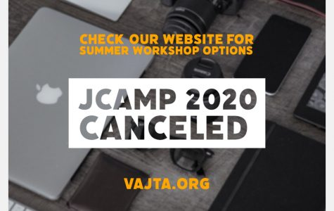 2020 jCamp canceled due to COVID-19