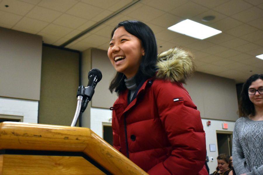 McLean High School's Marina Qu Named 2021 Virginia Journalist of the Year